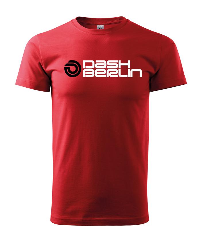 Pánske tričko Dash Berlin klasik - alishop.sk 65139b8e85