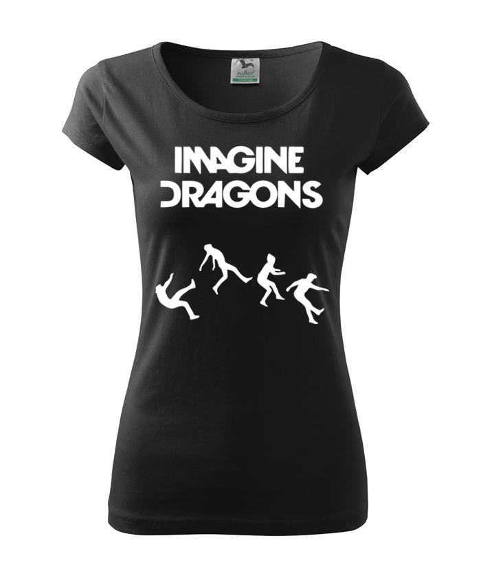 dccb096cab20 Dámske tričko Imagine Dragons - alishop.sk